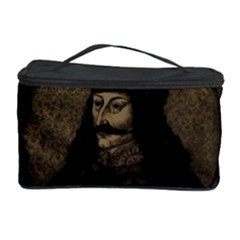 Count Vlad Dracula Cosmetic Storage Case by Valentinaart