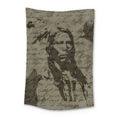 Indian Chief Small Tapestry