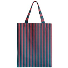 Hald Simulate Tritanope Color Vision With Color Lookup Tables Zipper Classic Tote Bag by Simbadda
