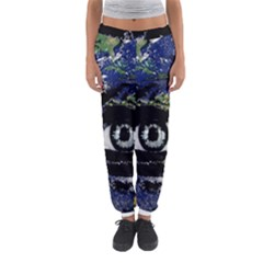 Mother Earth  Women s Jogger Sweatpants