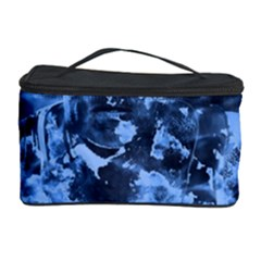 Blue Angel Cosmetic Storage Case by Valentinaart