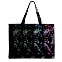 Cyber Kid Zipper Mini Tote Bag by Valentinaart