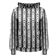 Pattern  Women s Pullover Hoodie by Simbadda