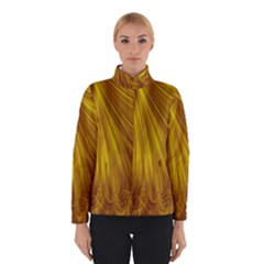 Flower Gold Hair Winterwear