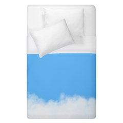 Blue Sky Clouds Day Duvet Cover (single Size)