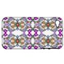 Floral Ornament Baby Girl Design Apple iPhone 4/4S Hardshell Case (PC+Silicone) View1