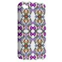 Floral Ornament Baby Girl Design Apple iPhone 4/4S Hardshell Case (PC+Silicone) View2