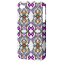 Floral Ornament Baby Girl Design Apple iPhone 4/4S Hardshell Case (PC+Silicone) View3