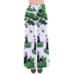 Cute Panda Cartoon Pants by Simbadda