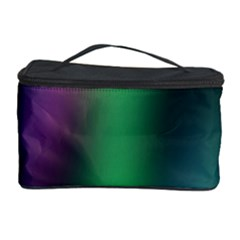 Course Gradient Color Pattern Cosmetic Storage Case by Simbadda