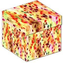 Background Color Pattern Abstract Storage Stool 12
