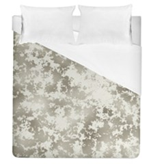 Wall Rock Pattern Structure Dirty Duvet Cover (queen Size) by Simbadda
