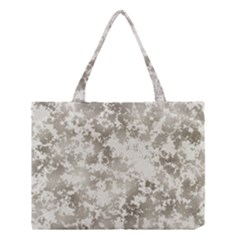 Wall Rock Pattern Structure Dirty Medium Tote Bag by Simbadda