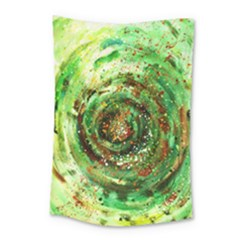 Canvas Acrylic Design Color Small Tapestry by Simbadda