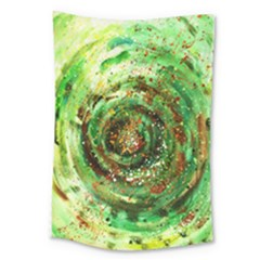 Canvas Acrylic Design Color Large Tapestry