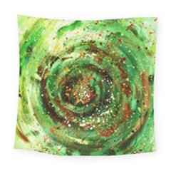 Canvas Acrylic Design Color Square Tapestry (large) by Simbadda