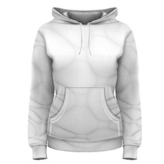 Line Stone Grey Circle Women s Pullover Hoodie