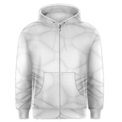 Line Stone Grey Circle Men s Zipper Hoodie by Alisyart