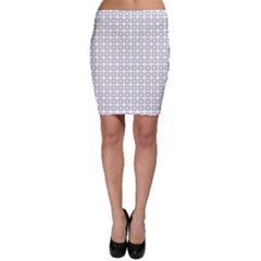 Violence Head On King Purple White Flower Bodycon Skirt by Alisyart