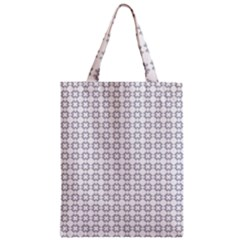 Violence Head On King Purple White Flower Classic Tote Bag by Alisyart