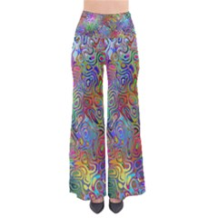 Glass Rainbow Color Pants by Alisyart