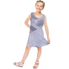 Design Grafis Pattern Kids  Tunic Dress by Simbadda