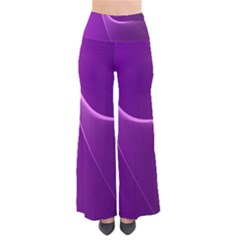 Purple Line Pants