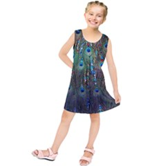 Peacock Jewelery Kids  Tunic Dress by Simbadda