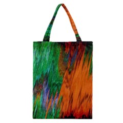 Watercolor Grunge Background Classic Tote Bag by Simbadda