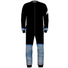Amazing Stunning Astronaut Amazed Onepiece Jumpsuit (men)  by Simbadda