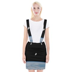 Amazing Stunning Astronaut Amazed Suspender Skirt by Simbadda