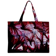 Jellyfish Ballet Wind Zipper Mini Tote Bag by Simbadda
