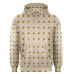 Pattern Background Retro Men s Pullover Hoodie