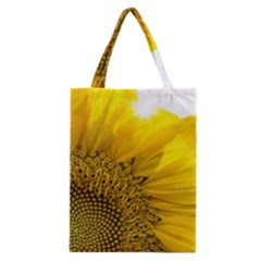 Plant Nature Leaf Flower Season Classic Tote Bag by Simbadda