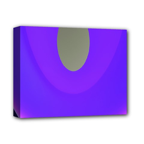 Ceiling Color Magenta Blue Lights Gray Green Purple Oculus Main Moon Light Night Wave Deluxe Canvas 14  X 11