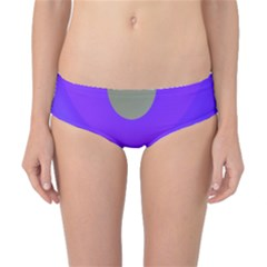Ceiling Color Magenta Blue Lights Gray Green Purple Oculus Main Moon Light Night Wave Classic Bikini Bottoms by Alisyart