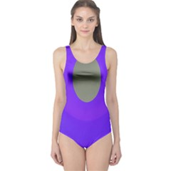 Ceiling Color Magenta Blue Lights Gray Green Purple Oculus Main Moon Light Night Wave One Piece Swimsuit