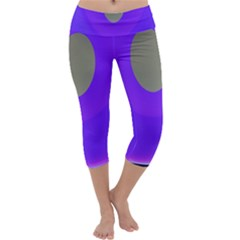 Ceiling Color Magenta Blue Lights Gray Green Purple Oculus Main Moon Light Night Wave Capri Yoga Leggings