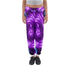 Colors Light Blue Purple Hole Space Galaxy Women s Jogger Sweatpants by Alisyart