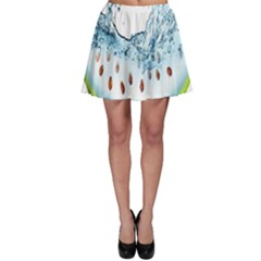 Fruit Water Slice Watermelon Skater Skirt by Alisyart