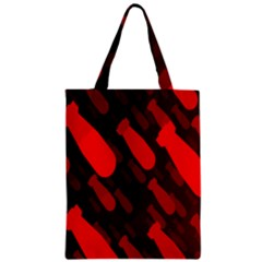 Missile Rockets Red Classic Tote Bag by Alisyart