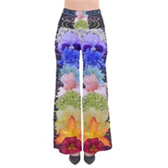 Chakra Spiritual Flower Energy Pants by Simbadda