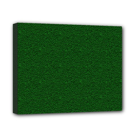 Texture Green Rush Easter Canvas 10  x 8