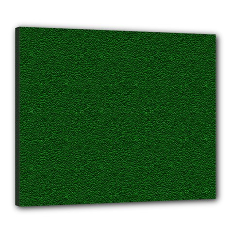 Texture Green Rush Easter Canvas 24  x 20