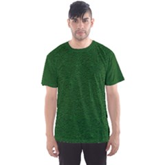 Texture Green Rush Easter Men s Sport Mesh Tee by Simbadda