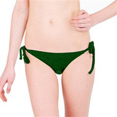 Texture Green Rush Easter Bikini Bottom by Simbadda