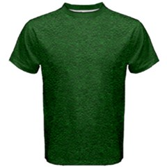 Texture Green Rush Easter Men s Cotton Tee by Simbadda