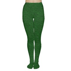 Texture Green Rush Easter Women s Tights by Simbadda