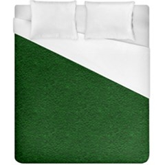 Texture Green Rush Easter Duvet Cover (California King Size)