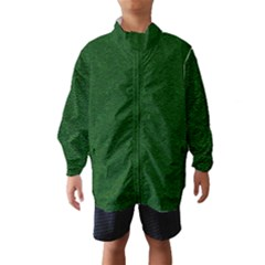 Texture Green Rush Easter Wind Breaker (kids) by Simbadda